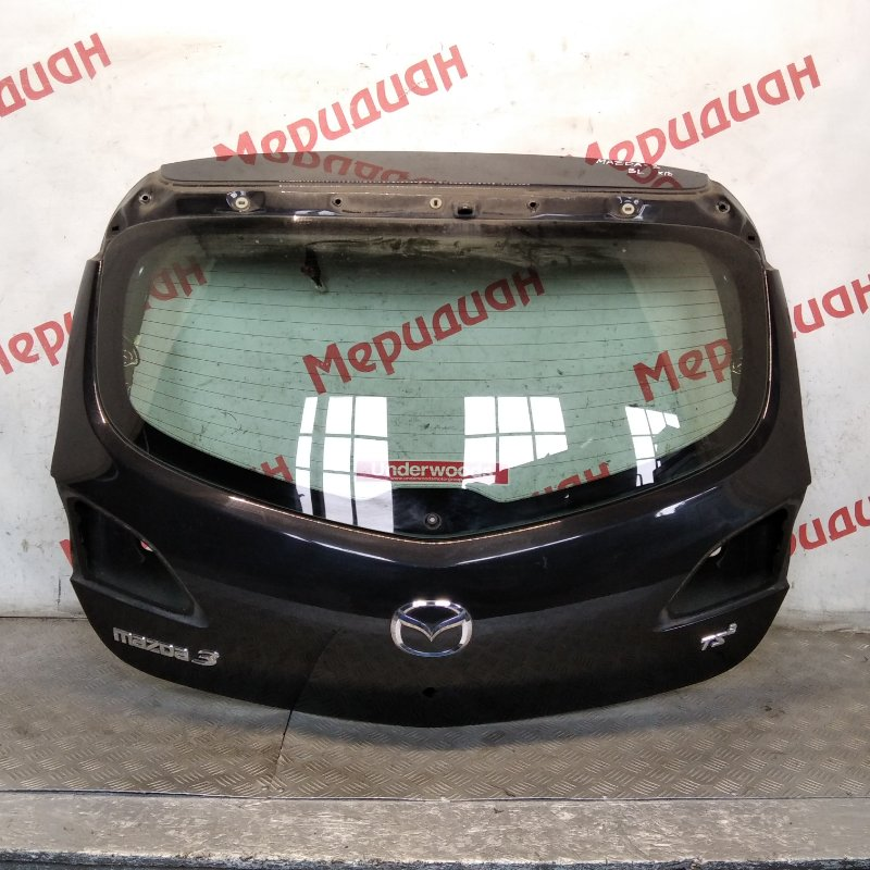 Дверь багажника Mazda 3 BL 2010 (б/у)