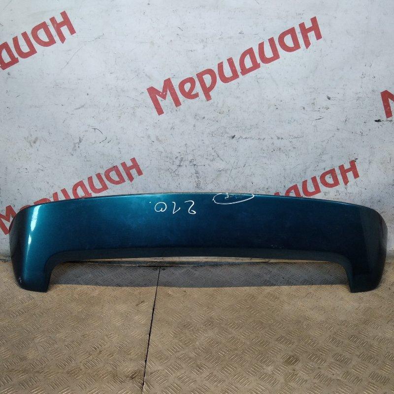 Спойлер (дефлектор) багажника Mazda 3 BK 2007 (б/у)