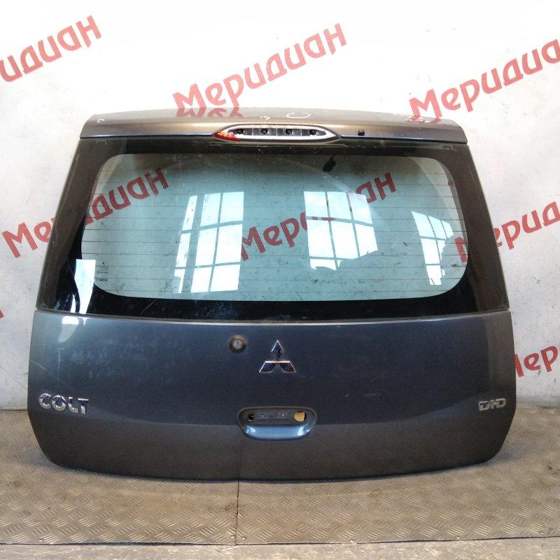 Дверь багажника Mitsubishi Colt Z3 2006 (б/у)