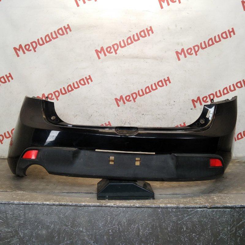 Бампер задний Mazda 3 BL 2010 (б/у)