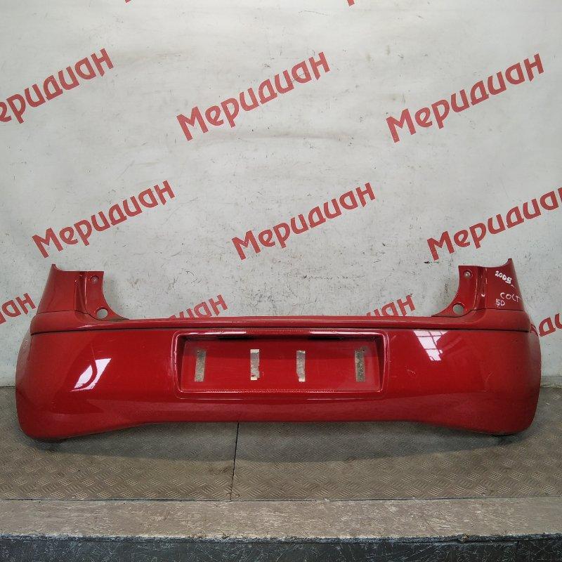 Бампер задний Mitsubishi Colt Z3 2006 (б/у)