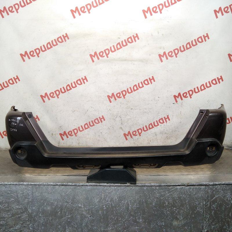 Бампер задний Nissan X-Trail T31 2008 (б/у)