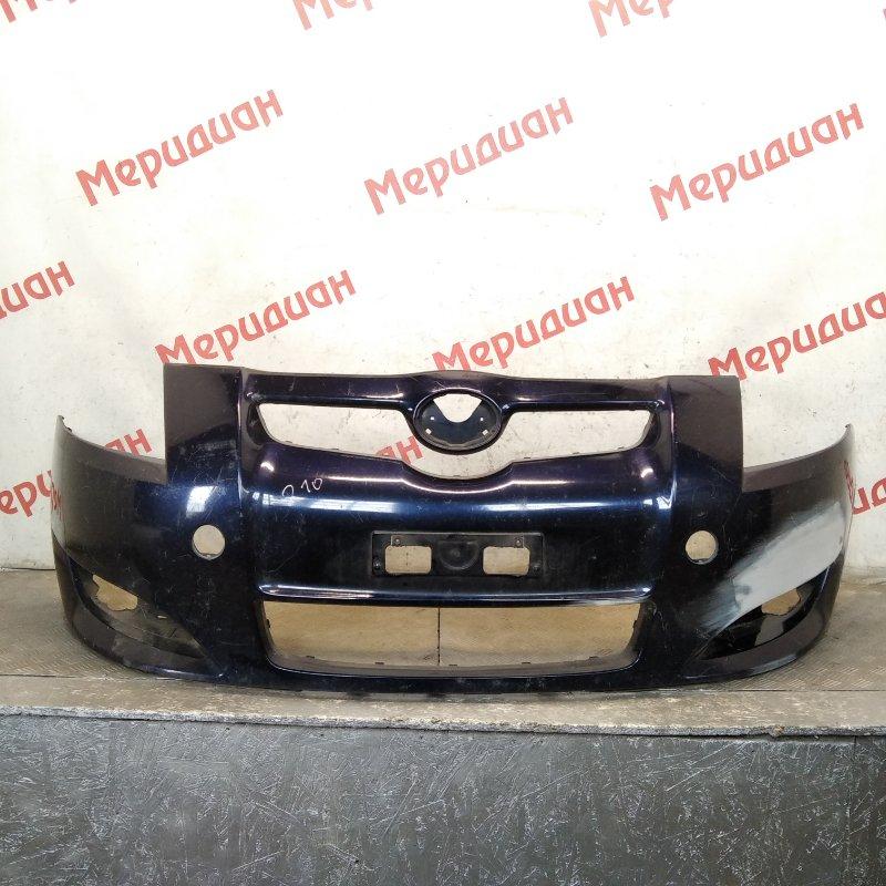 Бампер передний Toyota Auris I 2008 (б/у)