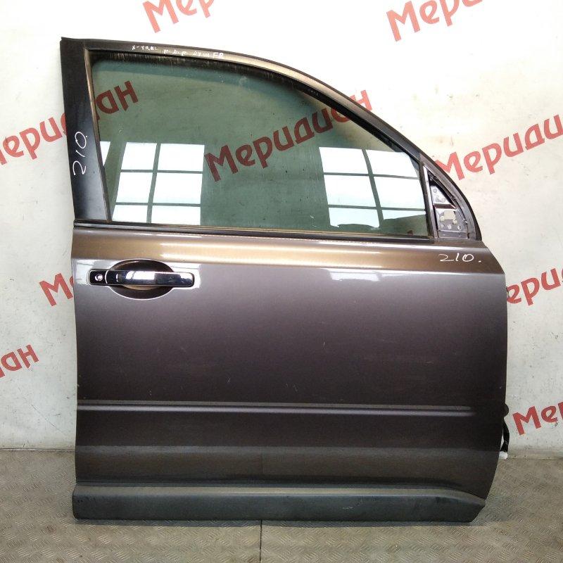 Дверь передняя правая Nissan X-Trail T31 2007 (б/у)