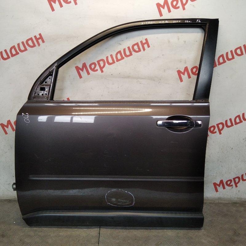 Дверь передняя левая Nissan X-Trail T31 2007 (б/у)