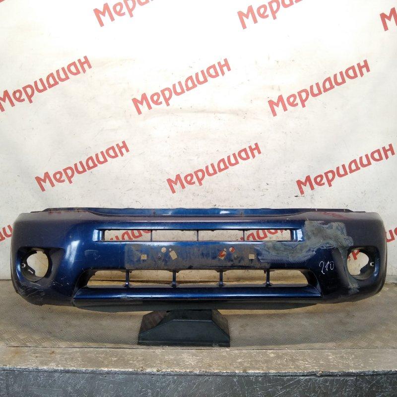 Бампер передний Toyota Rav4 XA20 2005 (б/у)
