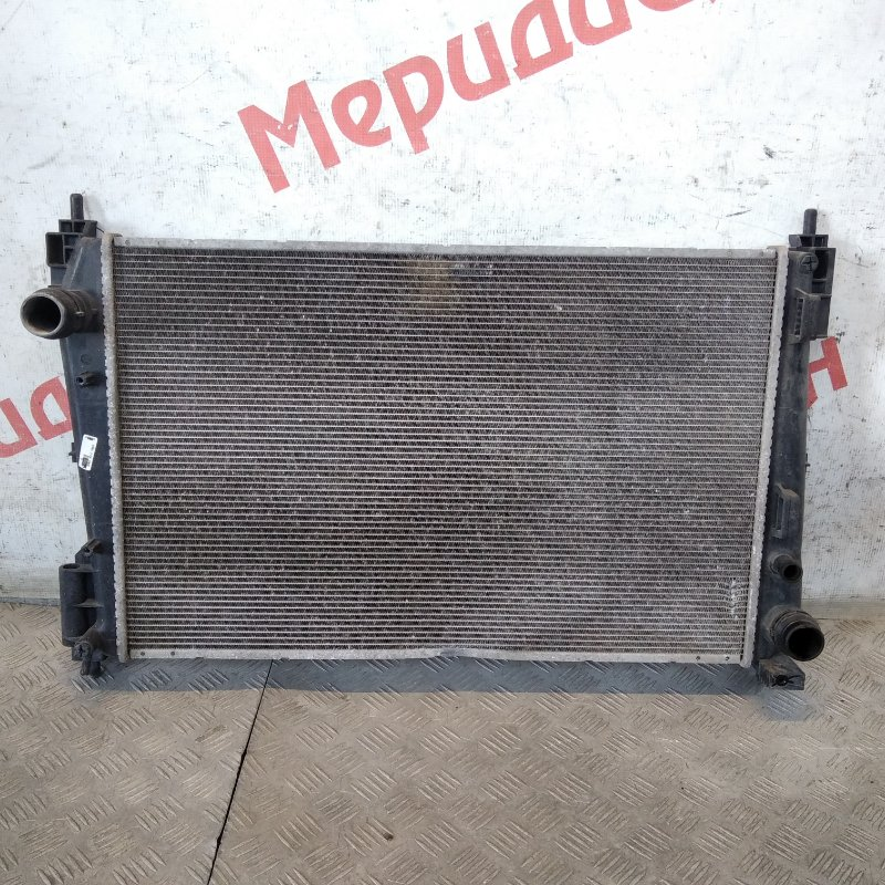 Радиатор основной Opel Corsa D 2008 (б/у)