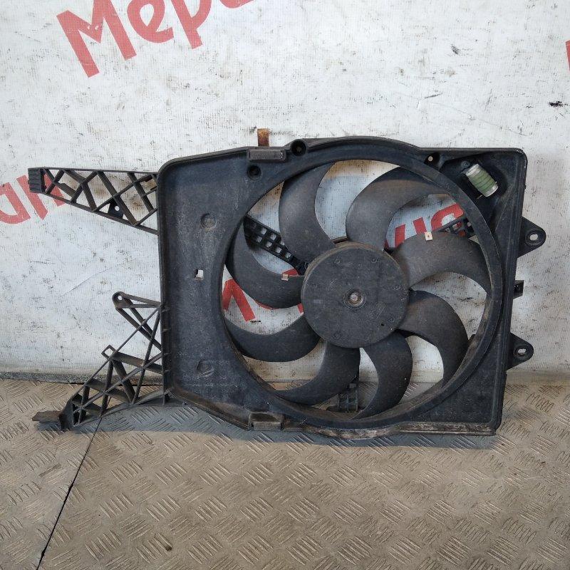 Вентилятор радиатора Opel Corsa D 2008 (б/у)