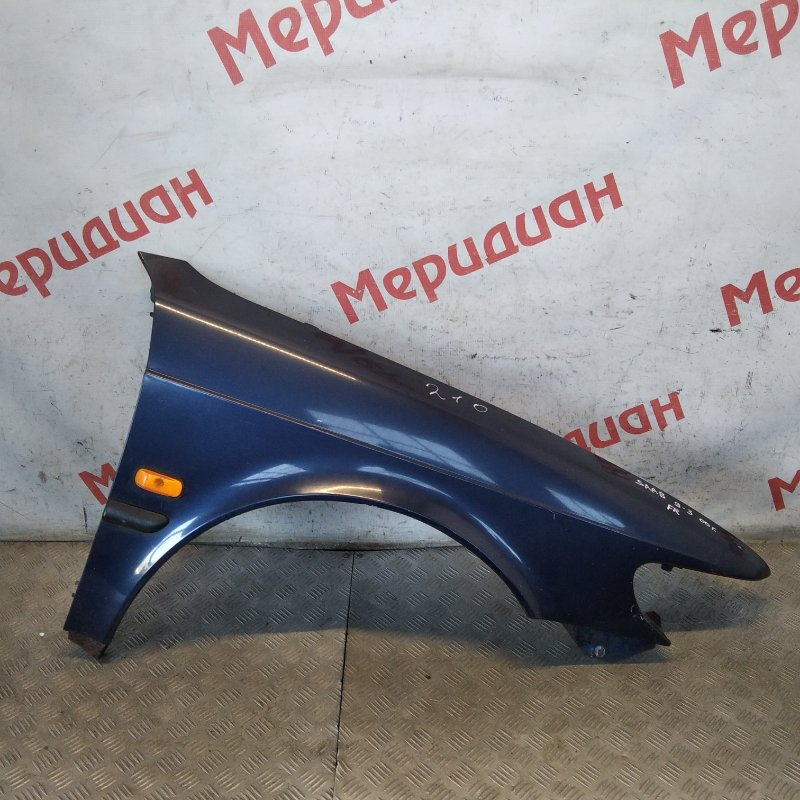 Крыло переднее правое Saab 900 1996 (б/у)
