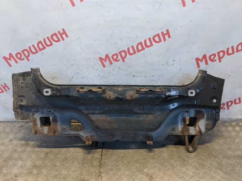Панель задняя Mazda 3 BK 2.0 2006 (б/у)