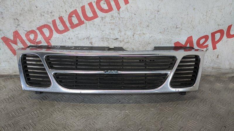 Решетка радиатора Saab 900 1996 (б/у)