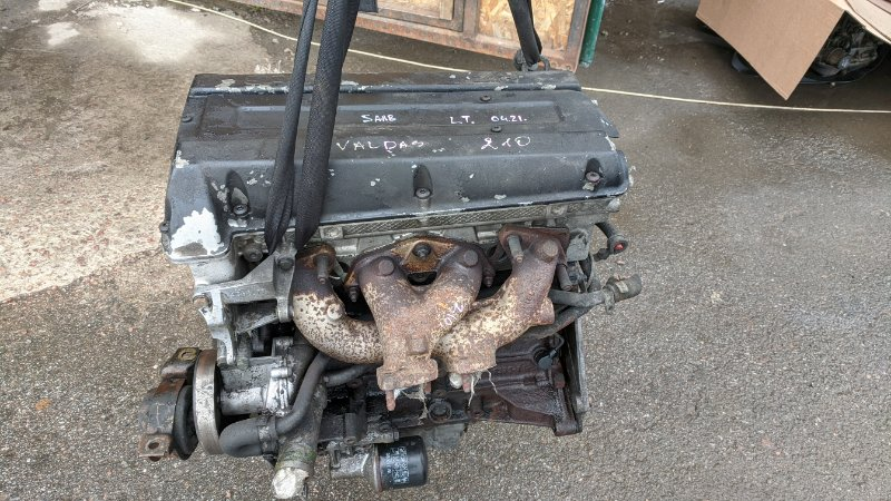 Двигатель b234 Saab 900 2.3 1996 (б/у)