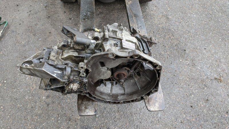 Мкпп (механическая коробка переключения передач) Saab 900 2.3 1996 (б/у)