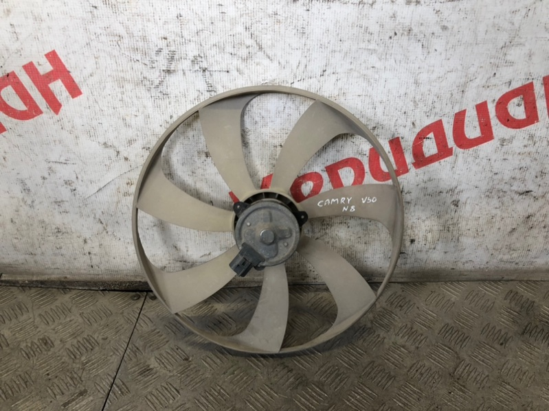 Вентилятор радиатора Toyota Camry V50 2014 (б/у)