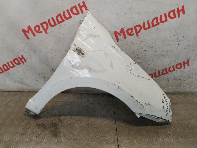 Крыло переднее правое Lada Granta 2013 (б/у)