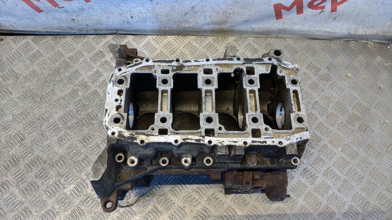 Блок цилиндров Fiat Doblo 223 1.3 D 2005 (б/у)