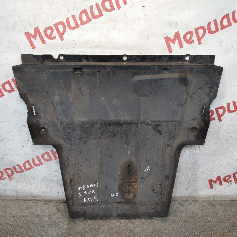 Защита картера Renault Megane II 2006 (б/у)