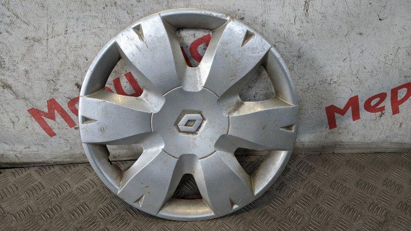 Колпак декоративный Renault Megane II 2006 (б/у)
