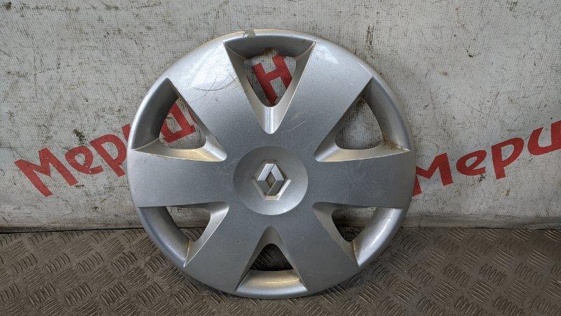 Колпак декоративный Renault Logan II 2015 (б/у)