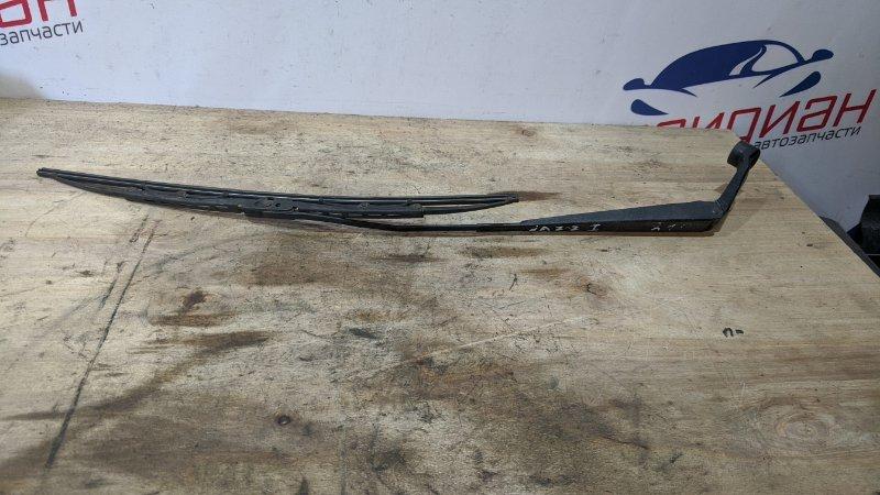 Поводок стеклоочистителя заднего Honda Jazz GD 2005 (б/у)