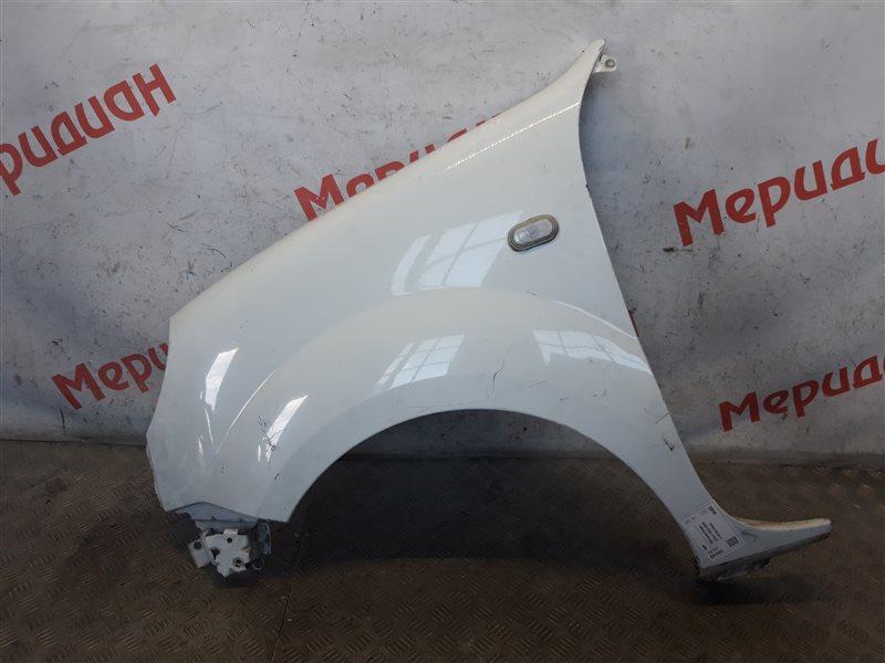 Крыло переднее левое Renault Kangoo 2007 (б/у)