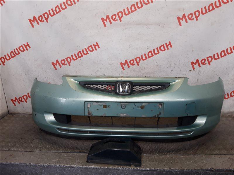 Бампер передний Honda Jazz GD 2004 (б/у)