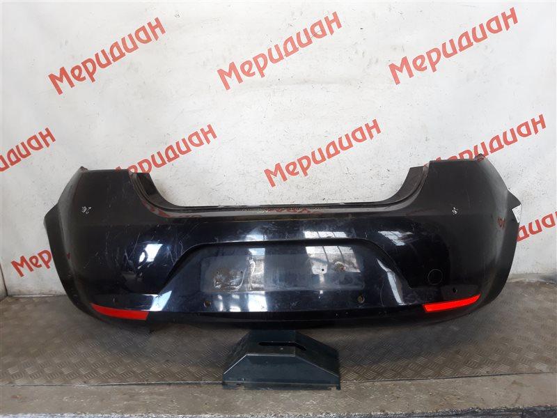 Бампер задний Seat Leon 1P1 2006 (б/у)