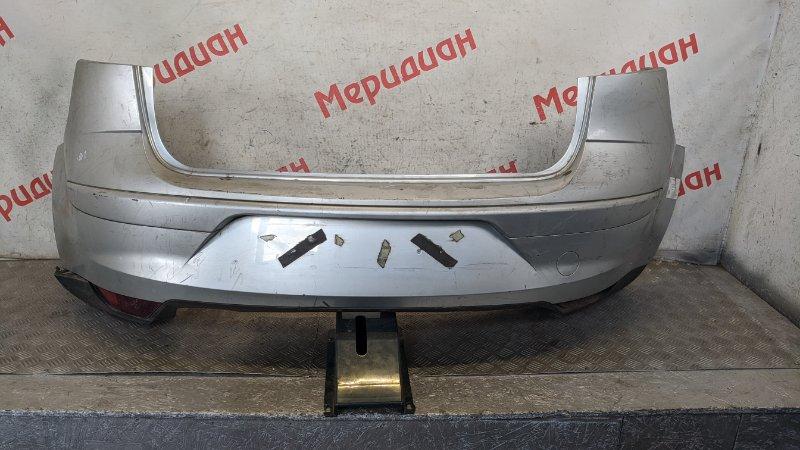 Бампер задний Seat Altea 2006 (б/у)