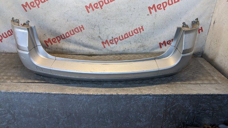Бампер задний Renault Megane II 2007 (б/у)