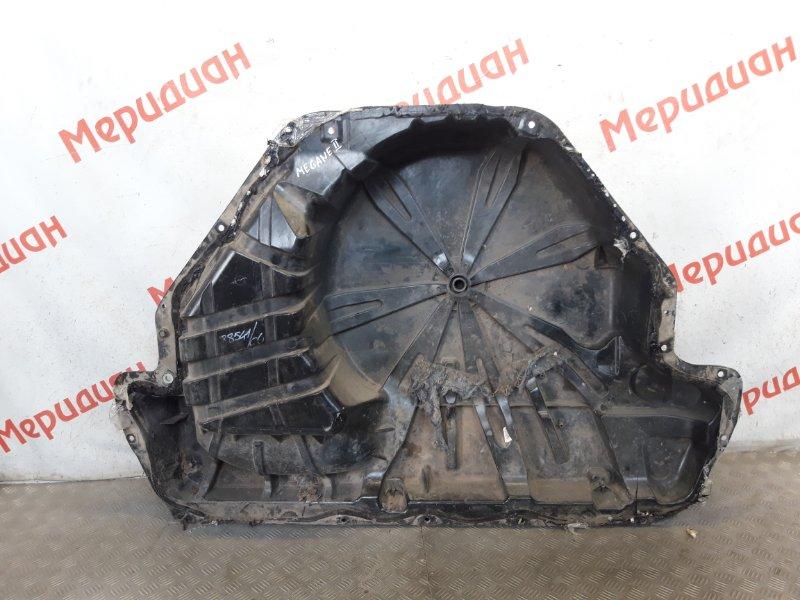 Ниша запасного колеса Renault Megane II 2006 (б/у)