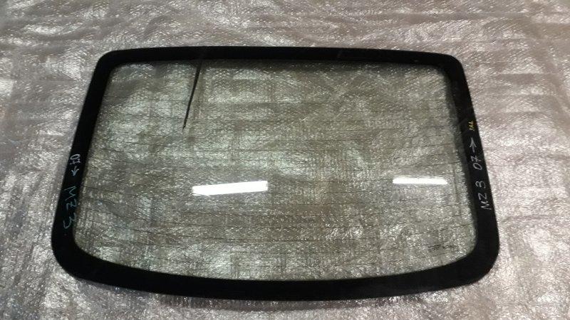 Стекло заднее Mazda 3 BL 2007 заднее (б/у)