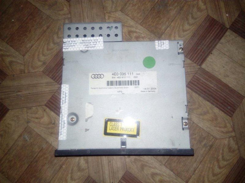 Ченджер компакт дисков cd/dvd Audi A8 4E2 (б/у)