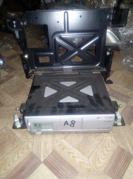 Ченджер компакт дисков cd/dvd для навигационной системы Audi A8 4E2 (б/у)