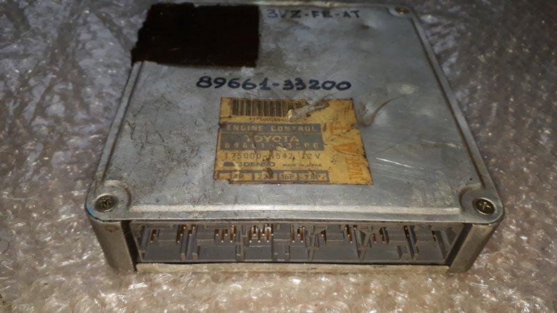 Блок управления двс Toyota Scepter SXV10 3VZFE 1992 (б/у)
