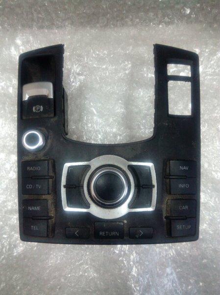 Панель управления multi media interface Audi A8 4E2 (б/у)