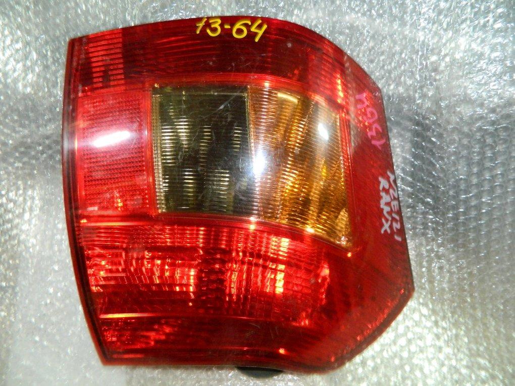 Фонарь Toyota Corolla Runx NZE121 задний правый (б/у)