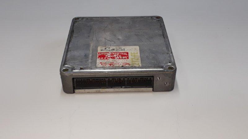 Блок управления двс Toyota Estima Emina CXR10 2TZFE 1992 (б/у)