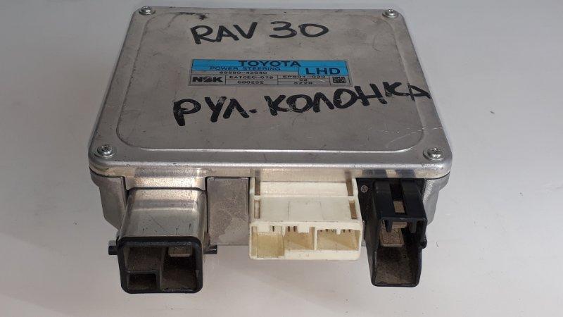 Блок управления рулевой рейкой Toyota Rav4 ACA30 2AZFE 2005 (б/у)