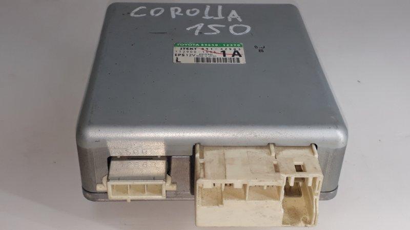 Блок управления рулевой рейкой Toyota Corolla ADE150 1ADFTV 2009 (б/у)
