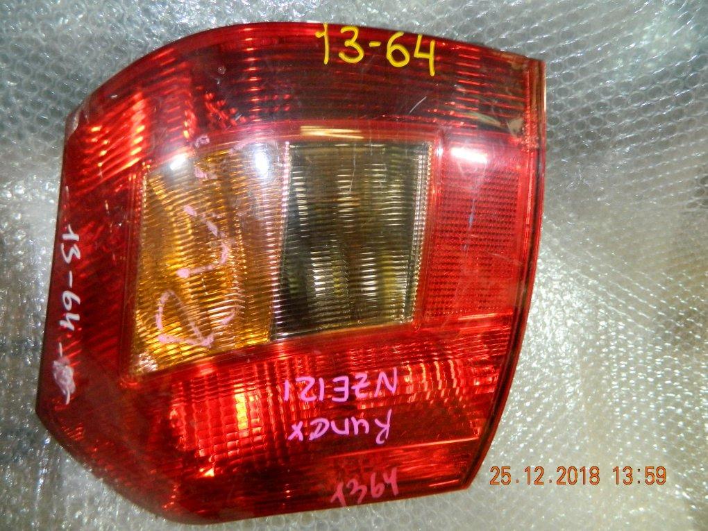 Фонарь TOYOTA RUNX NZE121 13-64 L