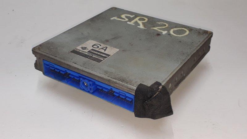 Блок управления двс Nissan Primera Camino WHP11 SR20 1997 (б/у)