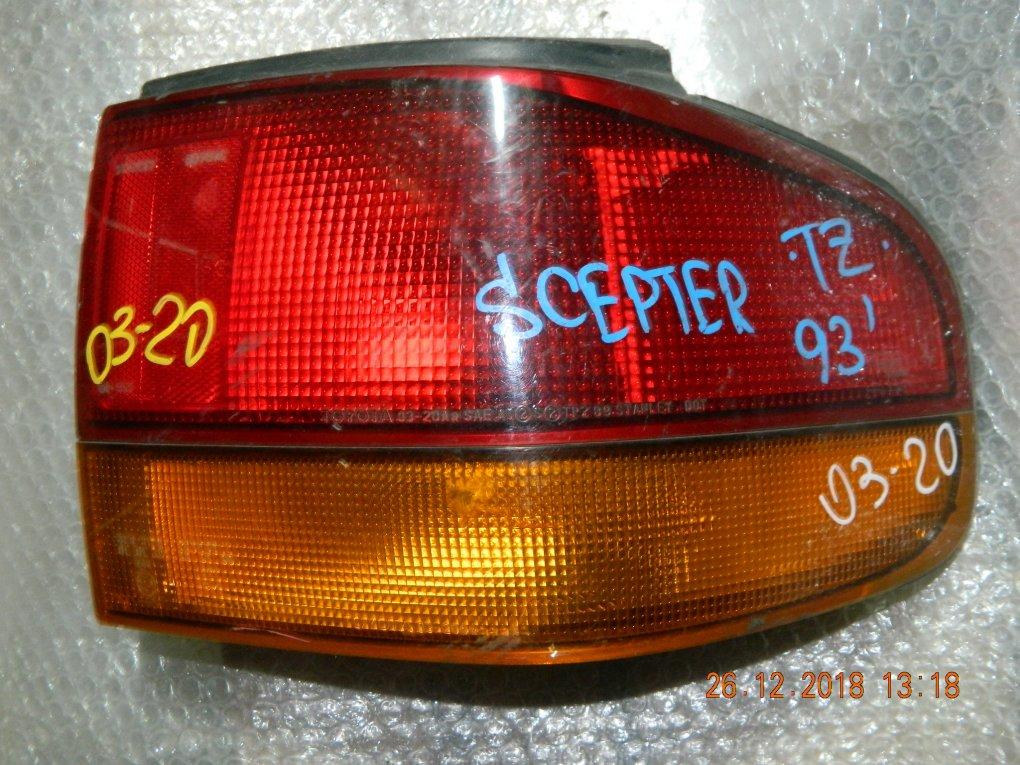 Фонарь Toyota Scepter SXV15W 1992 задний правый (б/у)