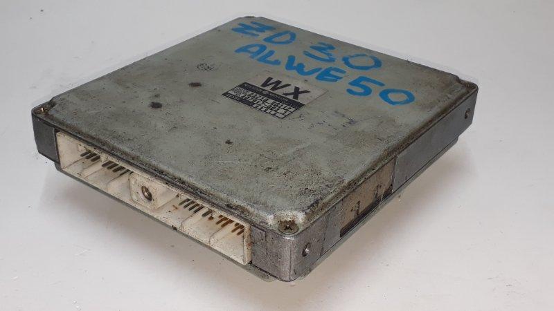 Блок управления двс Nissan Elgrand ALWE50 VG33E 1997 (б/у)