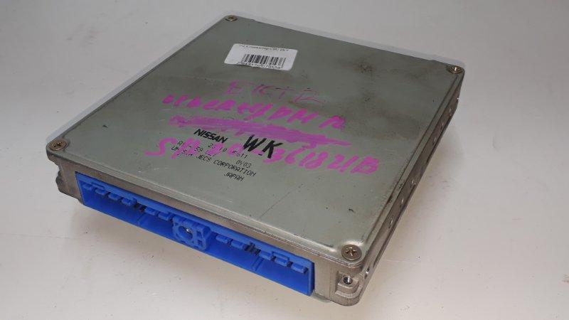 Блок управления двс Nissan Prairie PM12 SR20DE 1998 (б/у)