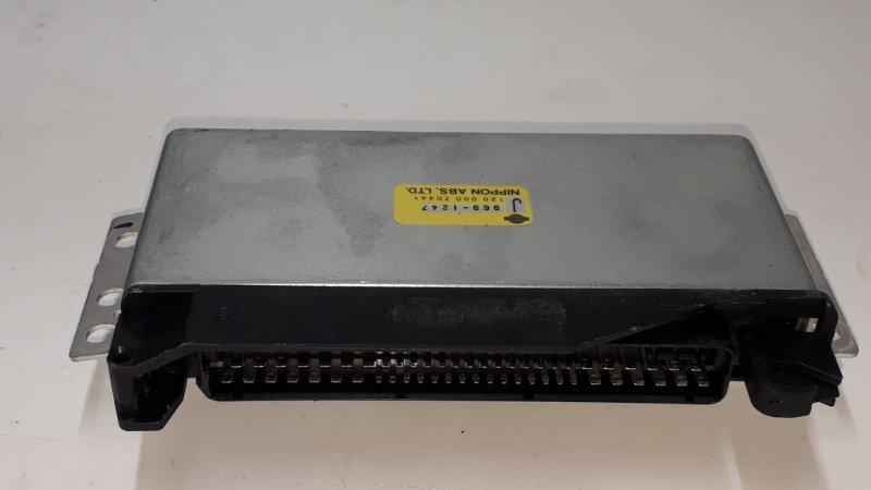 Блок управления abs Nissan March K11 CG10DE 1992 (б/у)