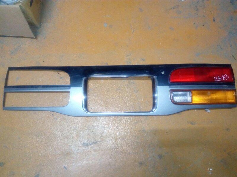 Фальшпанель (вставка в багажник) Toyota Lite Ace YR30G задний (б/у)