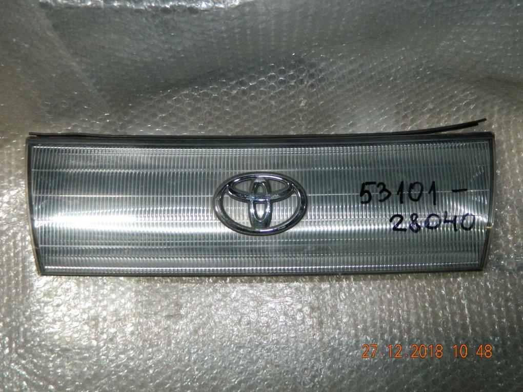 Фальшпанель (вставка в багажник) Toyota Town Ace CR22G передний (б/у)