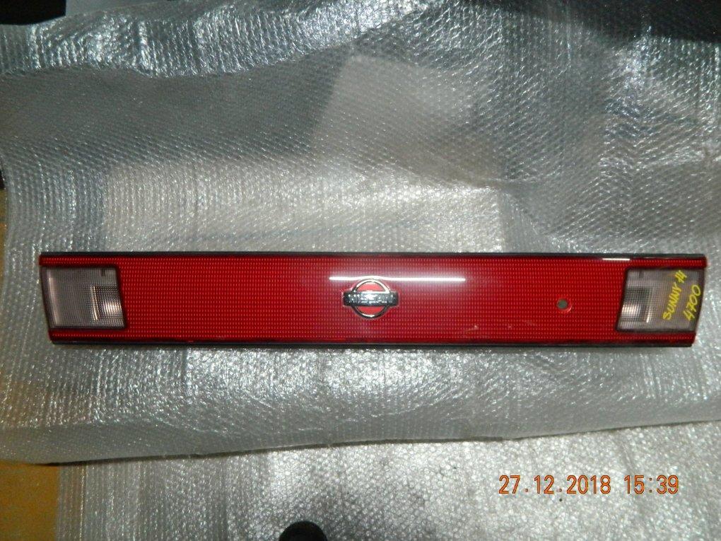 Фальшпанель (вставка в багажник) Nissan Sunny FB14 задний (б/у)