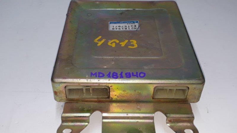 Блок управления двс Mitsubishi Libero CD2V 4G15 (б/у)