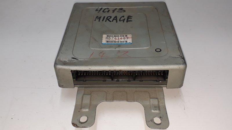 Блок управления двс Mitsubishi Mirage CK1A 4G13 (б/у)